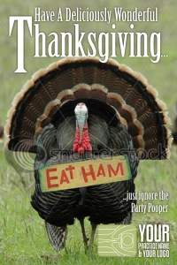 chirorpactic postcards thanksgiving cards marketing